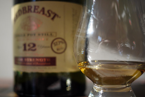 redbreast12caskglass